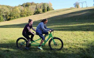 10.10.2020 | Tandemtour für neue und alte Fahrradfreunde