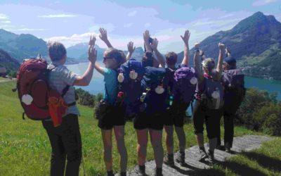 Wander-Pilger-Tour 2019 – von Einsiedeln nach Interlaken