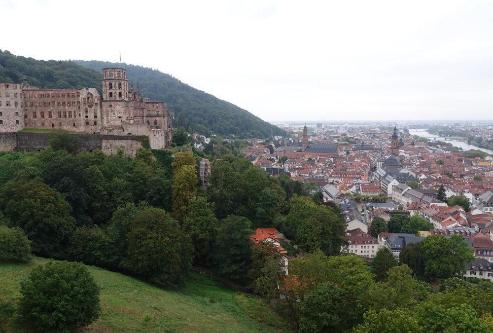 05.-06.09.2020 | Heidelberg – Natur und Kultur vor romantischer Kulisse (ausgebucht)