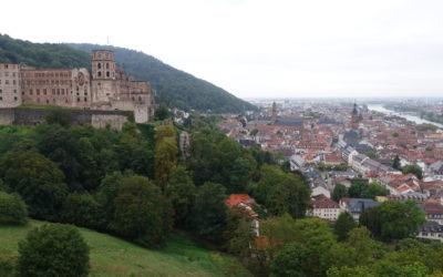 05.-06.09.2020 | Heidelberg – Natur und Kultur vor romantischer Kulisse