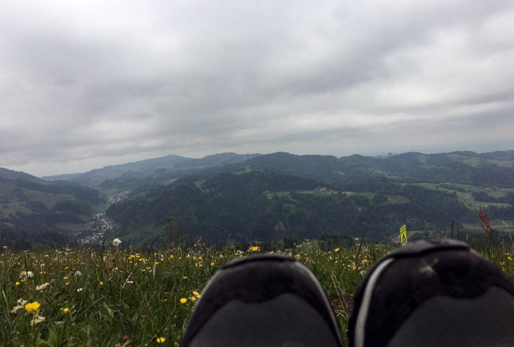 Wander-Pilger-Tour 2020 – auf dem Jakobsweg von Interlaken nach Romont